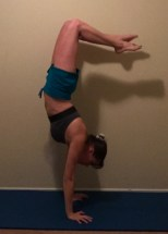 Beginning Scorpion Pose